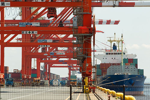 Japan Trade Deficit at 520.27 Billion Yen