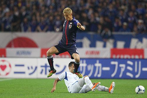 Kirin Challenge Cup 2012: Japan 2-0 Azerbaijan