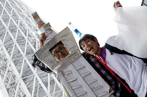 Tokyo Sky Tree Officially Opens to the Public