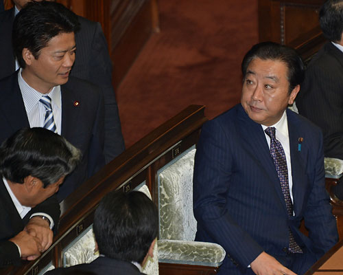 Japan's Lower House Approves Sales Tax Hike Legislation