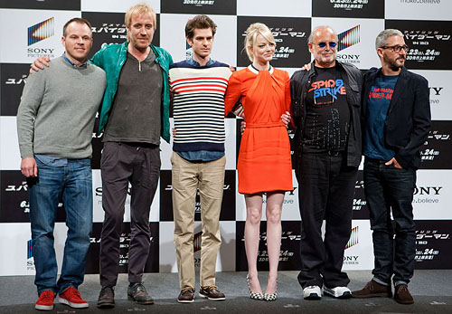 """The Amazing Spider-Man"" Press Conference"