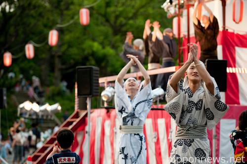 Soutokuji Temple Bon Dance Festival