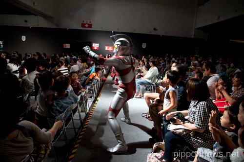 Ultraman Festival 2012 in Tokyo