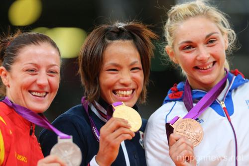 2012 Olympic Games – Judo Women's -57kg – Final
