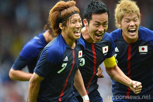 japan olympics soccer