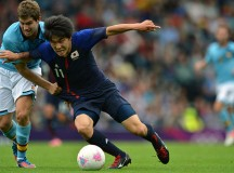 2012 Olympic Games – Men's Soccer – First Round Group D – Japan 1-0 Spain