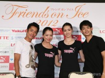 Figure Skating : Friends on Ice 2012