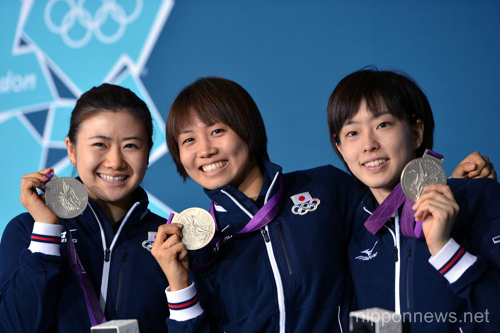 2012 Olympic Games – Table Tennis – Women's Team Final