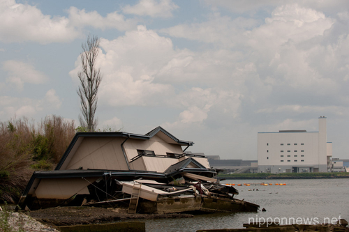 One Year After Ishinomaki Disaster