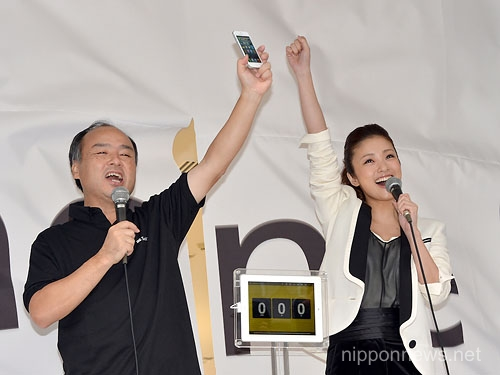 SoftBank Launches iPhone 5 in Japan