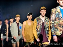 Japan Fashion Week Kicks Off – PHENOMENON – Mercedes-Benz Fashion Week Tokyo 2013 S/S