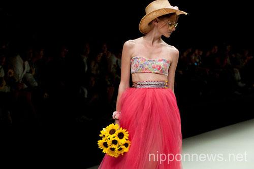 w♥c- Mercedes-Benz Fashion Week Tokyo 2013 S/S