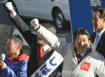 Japan's 2012 General Election : Shinzo Abe