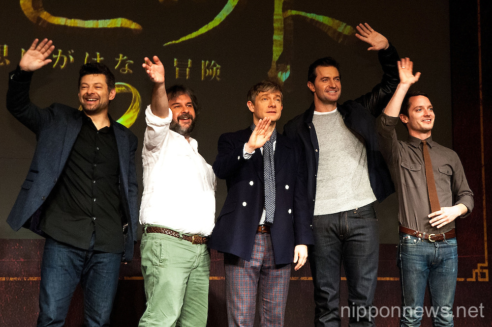 """The Hobbit: An Unexpected Journey"" Press Conference"