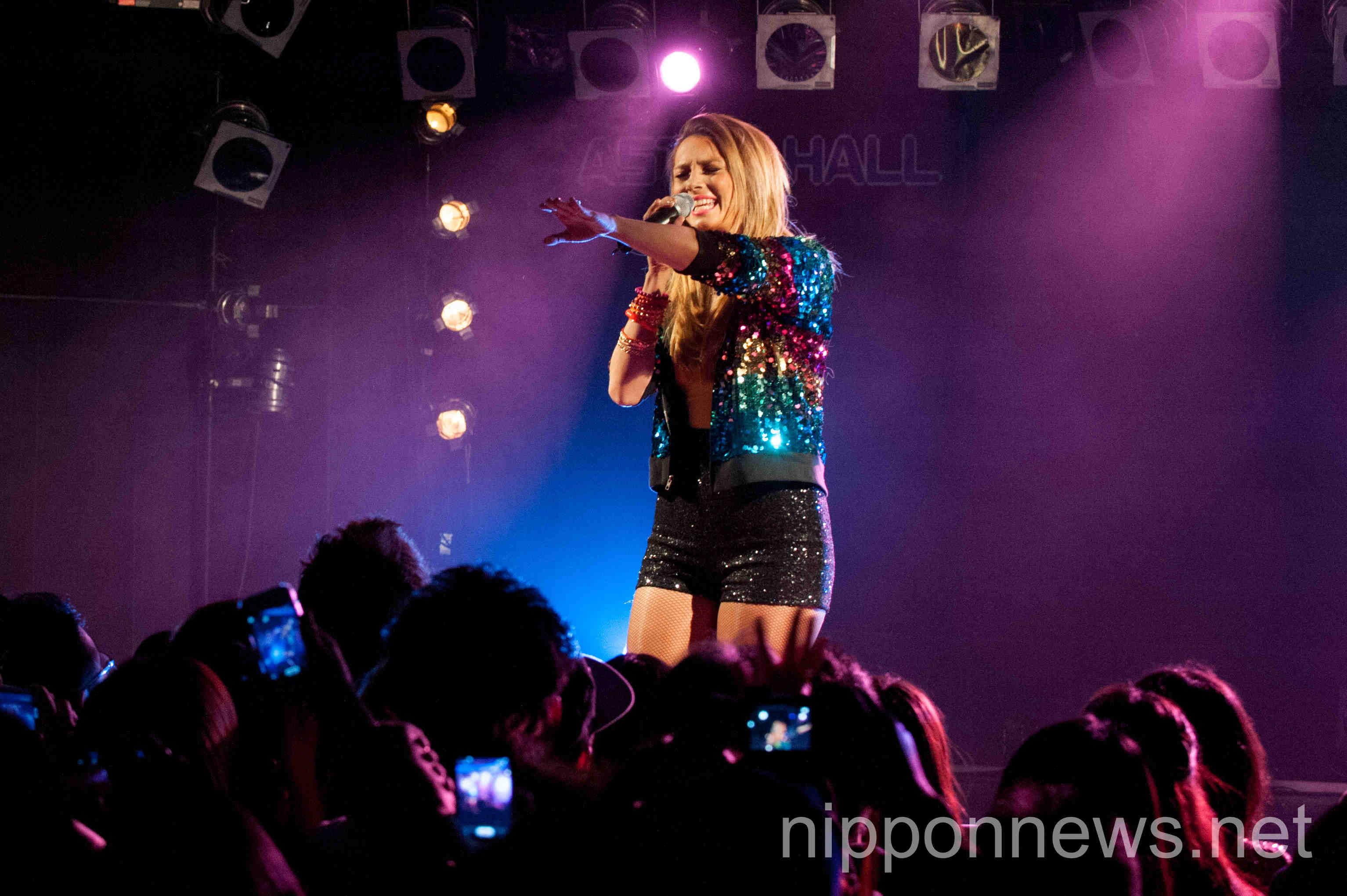 Ricki-Lee Special Live in Harajuku