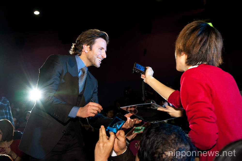 ''Silver Linings Playbook'' Japan Premiere