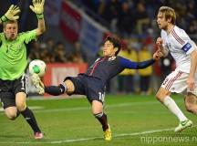 KIRIN Challenge Cup 2013 – Japan 3-0 Latvia