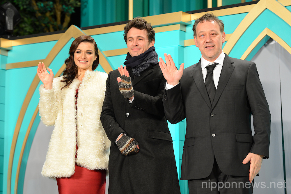 Oz: the Great and Powerful - Press Conference in Tokyo