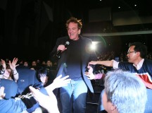 Quentin Tarantino Promotes Django Unchained in Tokyo