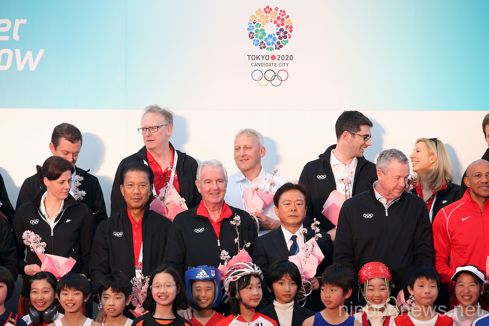 International Olympic Committee in Tokyo
