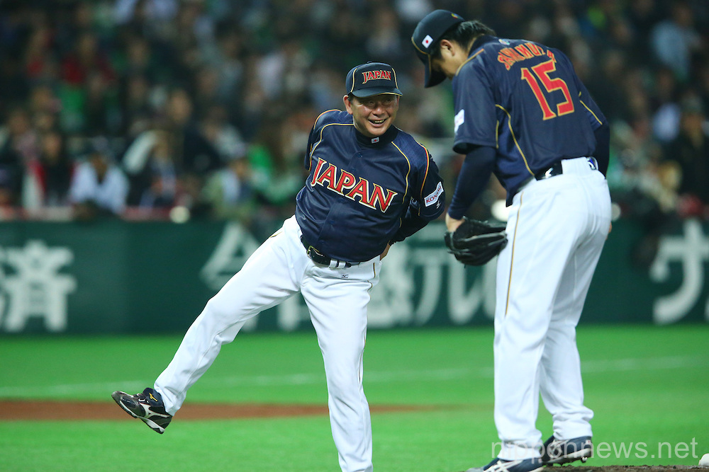 WBC : 2013 World Baseball Classic Exhibithion Game - Tokyo Yomiuri Giants 1-6 Japan