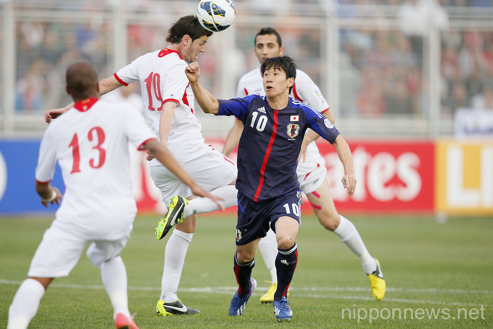 FIFA World Cup Brazil 2014 - Jordan 2-1 Japan