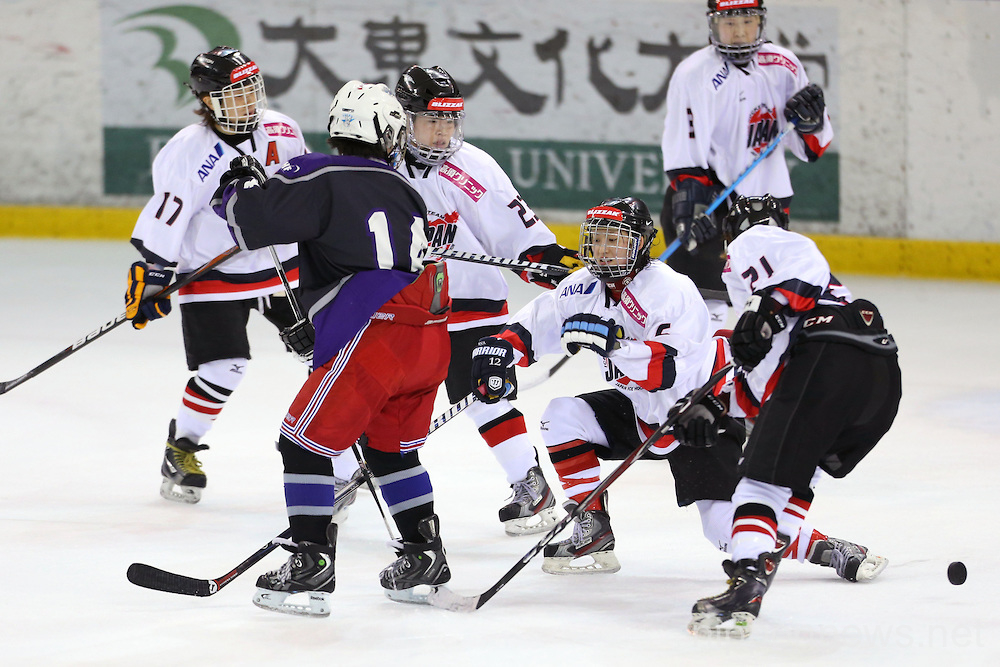 Women's Ice Hockey Training – Japan 0-2 Tokyo High-School Selection