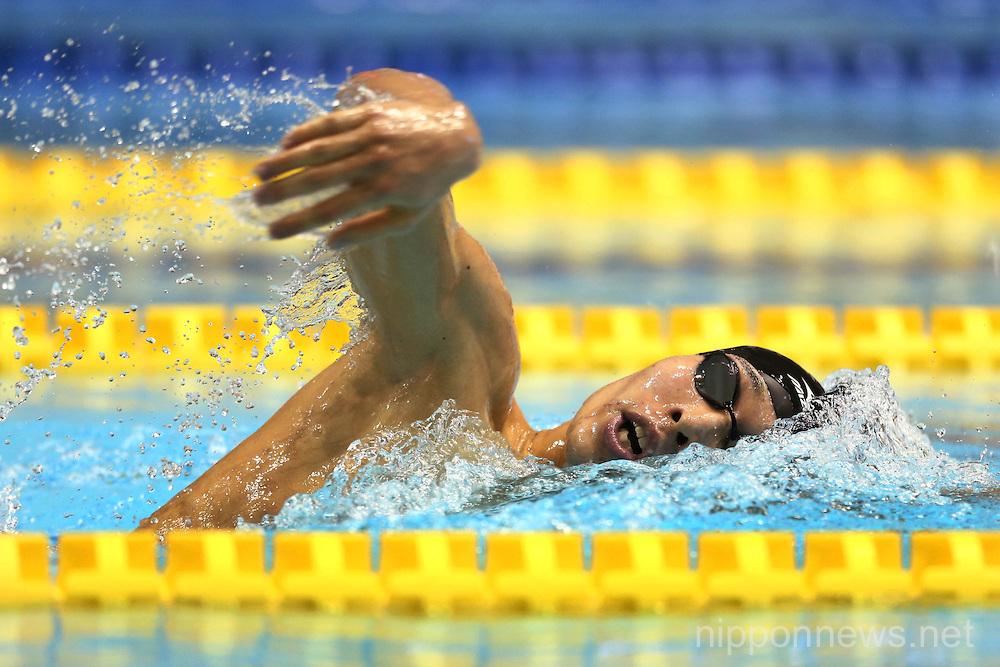 Swimming: Japan Swim 2013