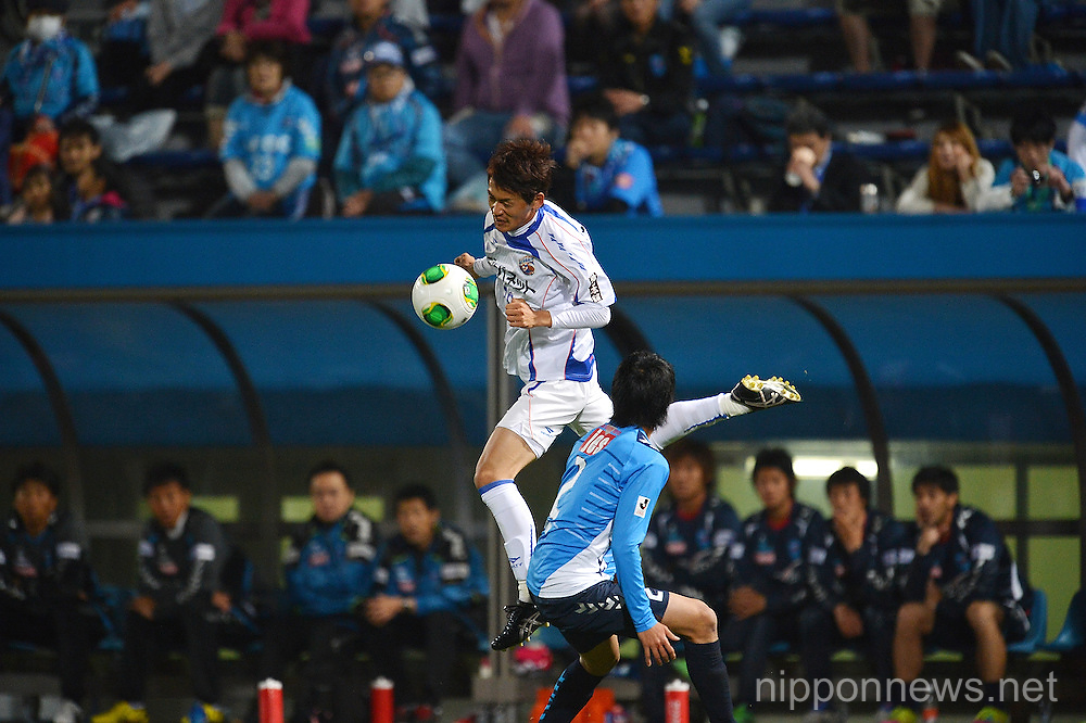 2013 J2 9th Stage: Yokohama FC 1-2 V Varen Nagasaki