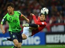 AFC Champions League 2013 Group F – Urawa Reds 1-3 Jeonbuk Hyundai Motors FC
