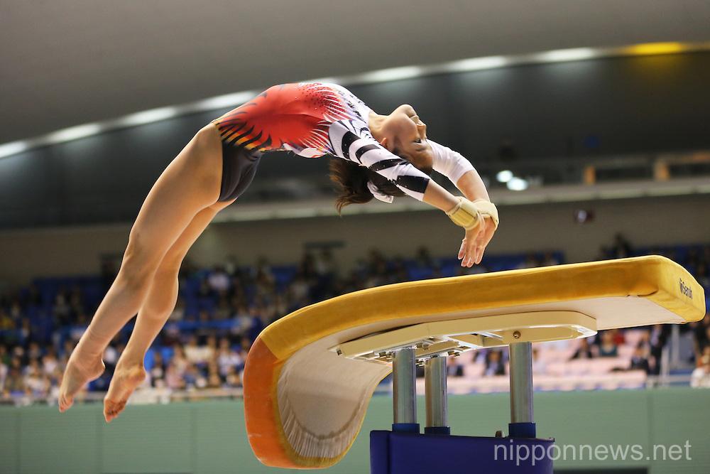 FIG Artistic Gymnastics World Cup, Tokyo Cup 2013
