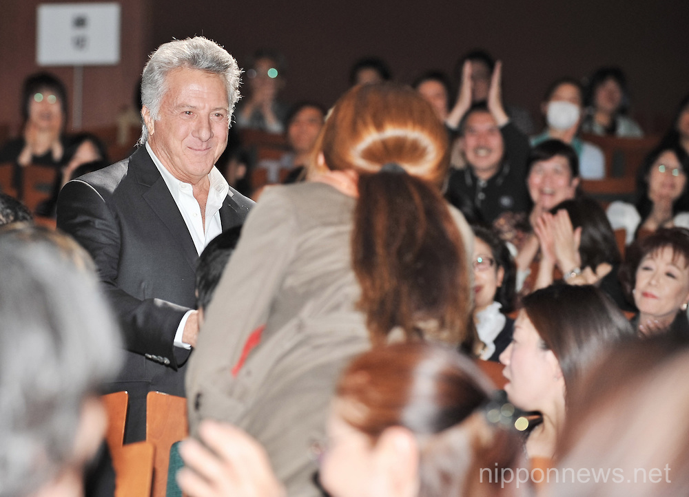 "Japan Premiere for the film ""Quartet"" in Tokyo"