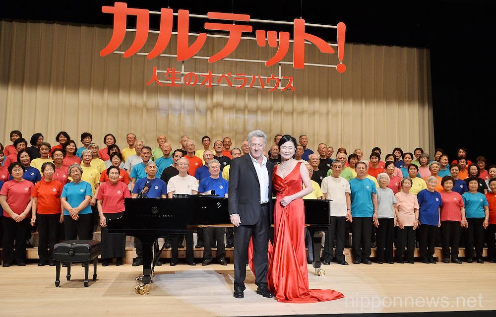 """""""Quartet"""" Japan Premiere"""