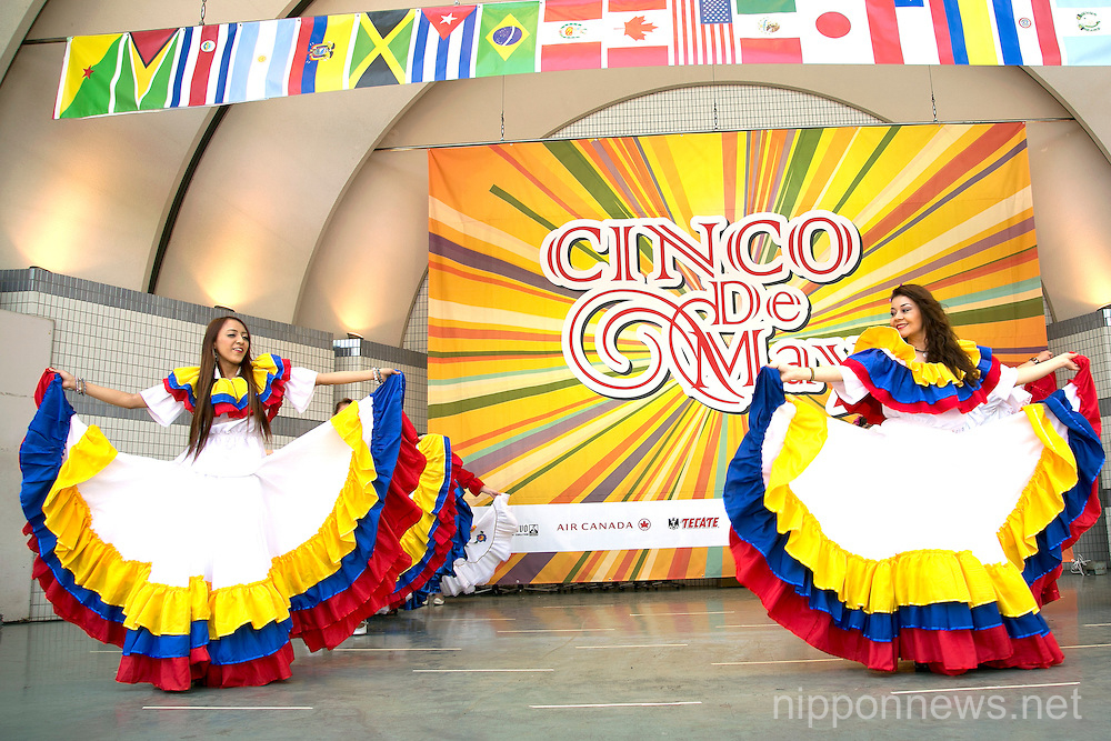 "First ""Cinco de Mayo"" Festival in Japan"