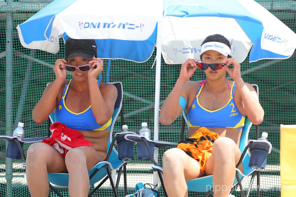 Beach Volleyball : JBV Tour 2013 Tokyo Open