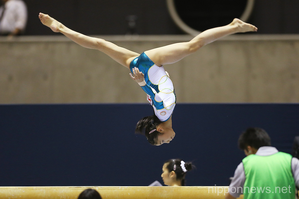 The 67th All Japan Gymnastics Championship