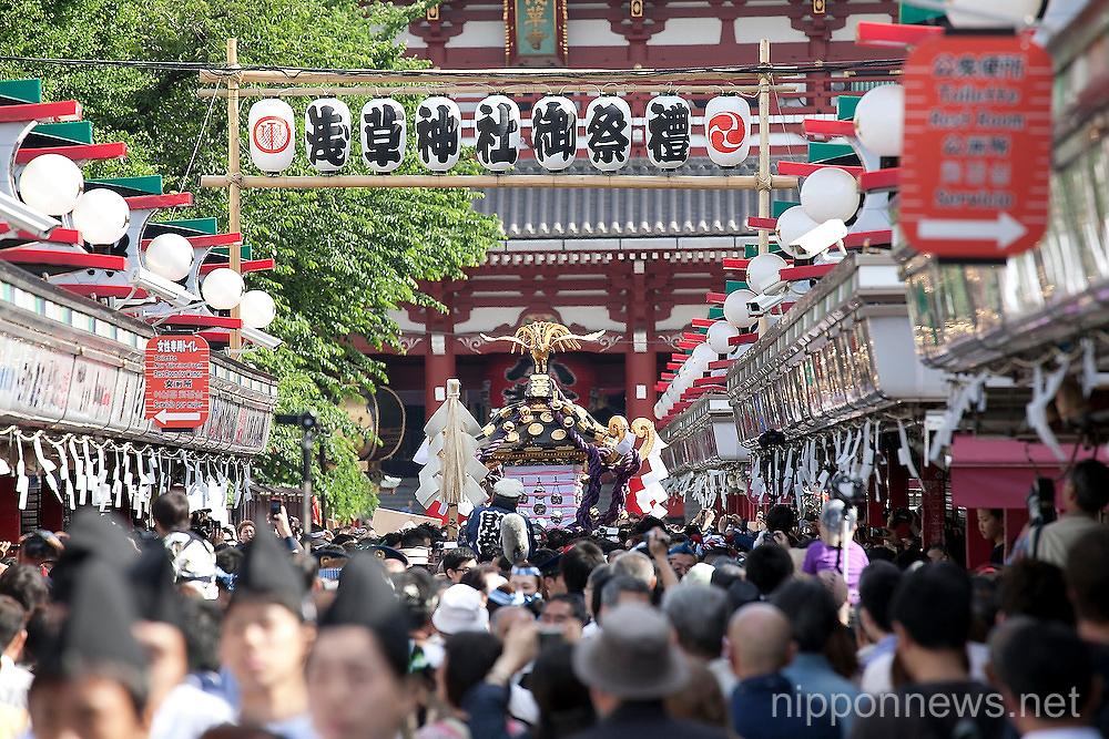 Sanja Festival in Asakusa