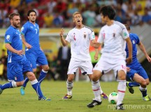FIFA Confederations Cup Brazil 2013 Group A – Italy 4-3 Japan