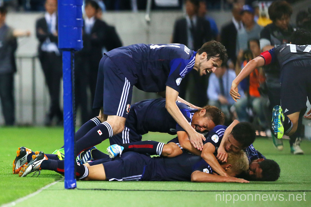 FIFA World Cup Brazil 2014 Asian Qualifiers: Japan 1-1 Australia