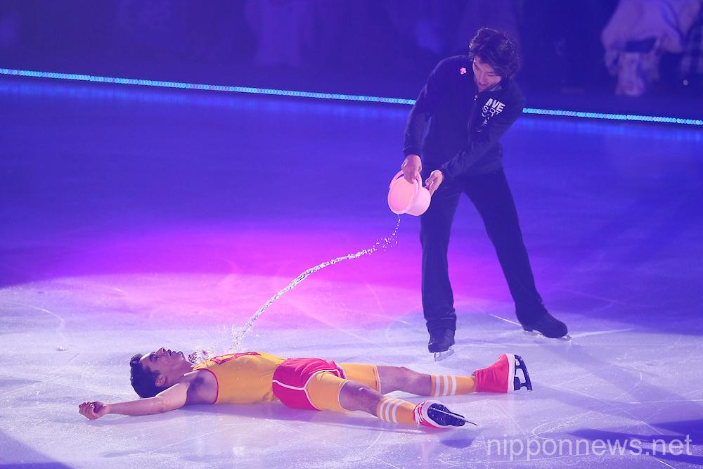 Figure Skating: Dream on Ice 2013