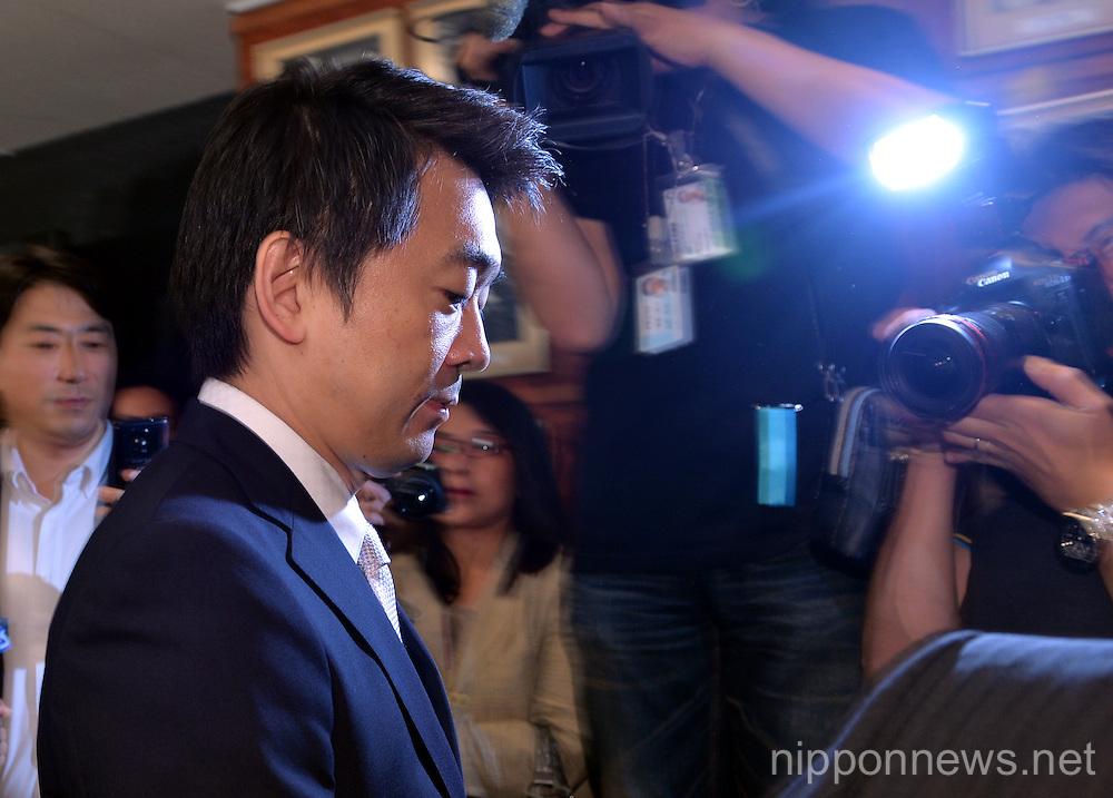 Toru Hashimoto at FCCJ