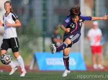 The 27th Summer Universiade 2013 Kazan Women's Group Competition W-5 – Japan 7-0 Estonia