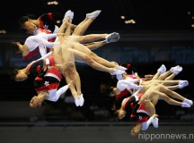 The 67th All Japan Artistic Gymnastics Apparatus Championship