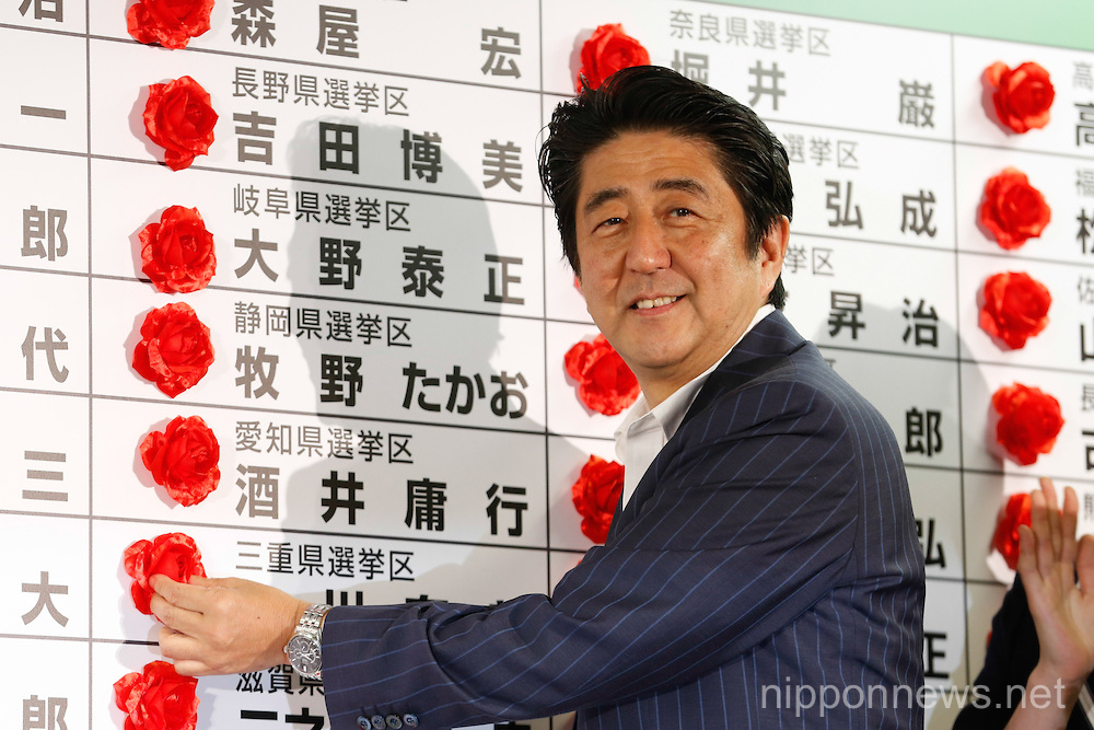 Japan Upper House Election