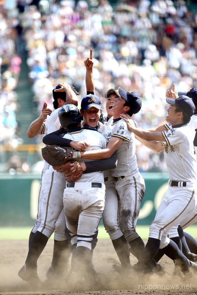 Baseball: 95th National High School Baseball Championship
