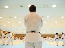Japan Men's Judo National Team Training Camp