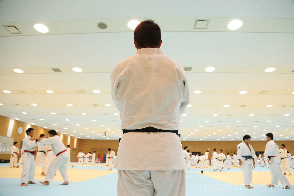 Judo: Japan Men's National Team Training Camp