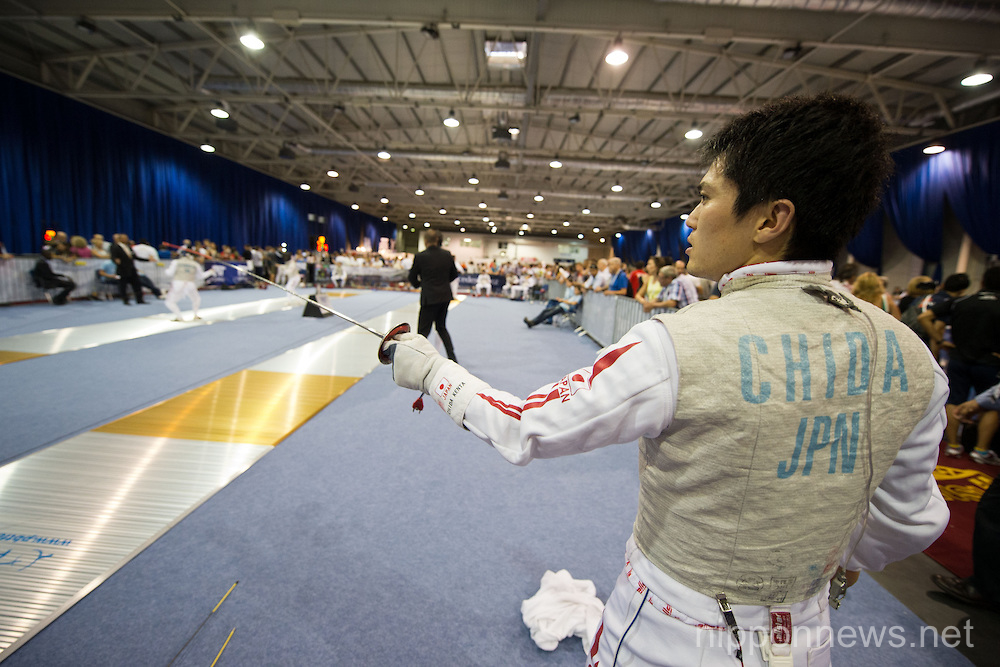 World Fencing Championships Budapest 2013