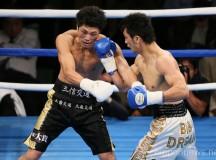 Boxing: Ryota Murata vs Akio Shibata