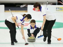 Olympic Qualifying Japan Curling Championships
